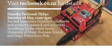 Dunedin Techweek'18 TEXpo