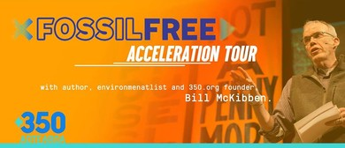 Livestream: Fossil Free Acceleration Tour with Bill McKibben