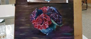 Beginners Oil & Acrylic Art Course (Evening)