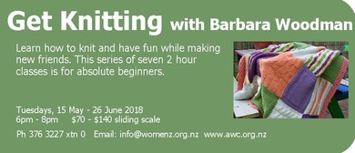 Get Knitting – Traditional Skills for Today's Creative Woman