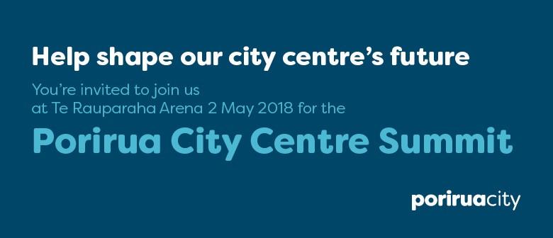 Porirua City Centre Summit