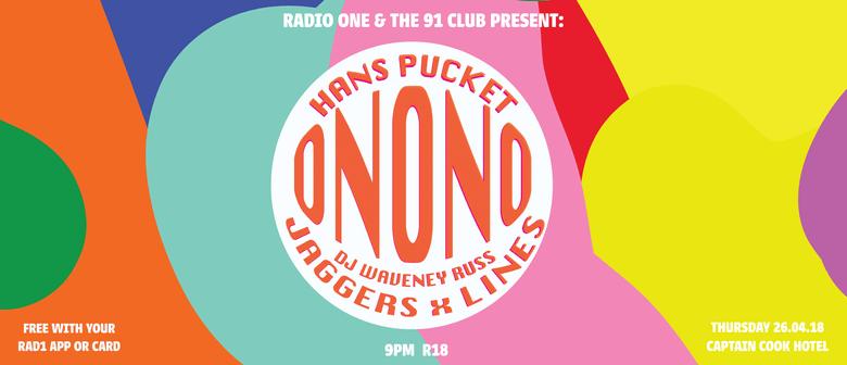 Hans Pucket, Onono, Jaggers X Lines, DJ Waveney Russ