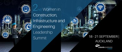 2nd Women in Construction, Infrastructure & Engr. Summit
