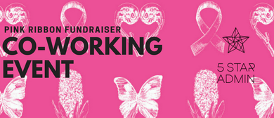 Pink Ribbon Co-Working Day Fundraiser