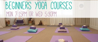 Beginners Yoga Courses – Mondays