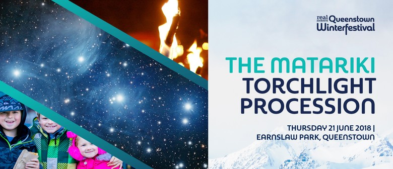 The Matariki Torchlight Procession