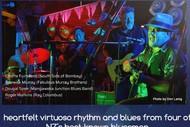 The Crying Shame Blues Band