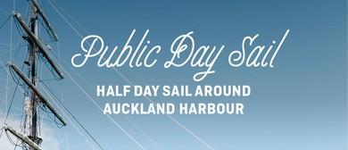 Spirit of New Zealand – Half Day Sail