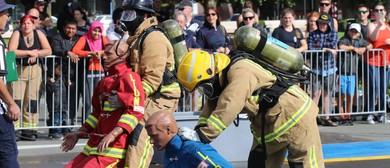 UFBA National Firefighter Combat Challenge