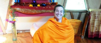 Yoga Lifestyle with Swami Karma Karuna - Stillness