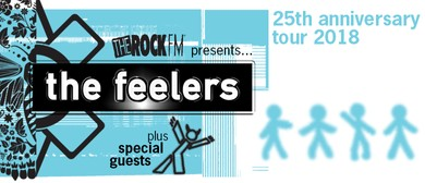 The Feelers 25th Anniversary Tour