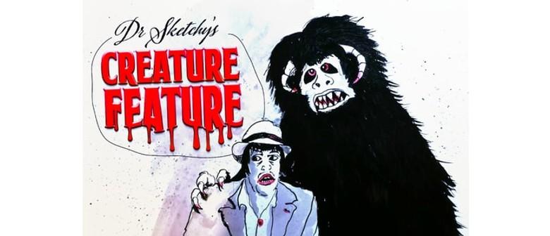 Dr. Sketchy's Wellington: Creature Feature