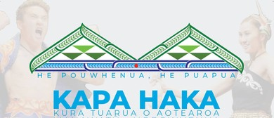 National Secondary Schools Kapa Haka Competition 2018