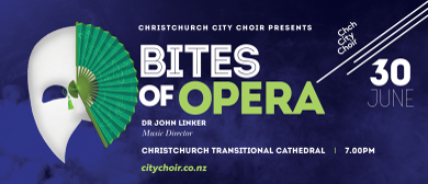 Christchurch City Choir presents Bites of Opera