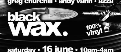 Black Wax (100% Vinyl) #9