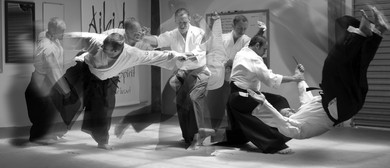 Aikido Classes for Adults (Aged 15+)