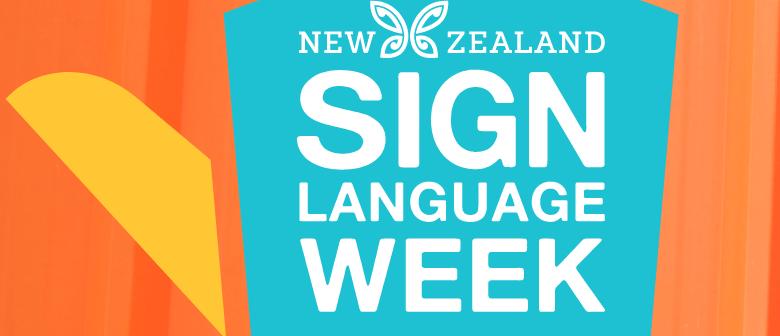NZ Sign Language Taster Class