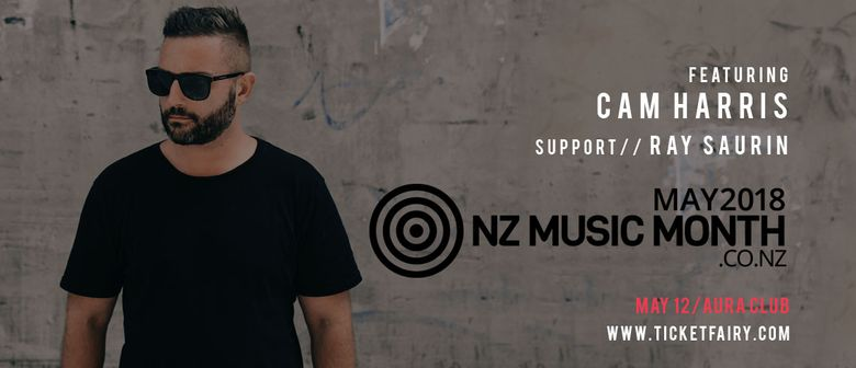 NZ Music Month Showcase - Ft Cam Harris