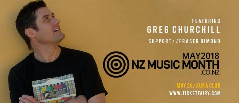 NZ Music Month Showcase - Ft Greg Churchill