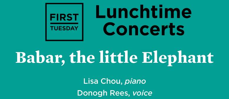 First Tuesday Concert – Piano and Voice