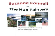 Suzanne Connell & The Hub Painters