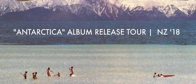Julian Temple Band Album Release With Moon Lander