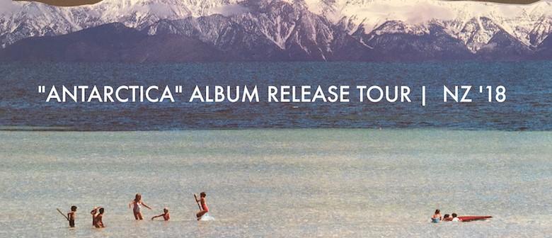 Julian Temple Band Album Release