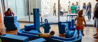 School Holiday Activities: Imagination Playground