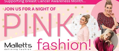 PINK Ribbon Fashion Night