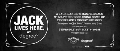 Jack Daniels Masterclass & Ribs Night