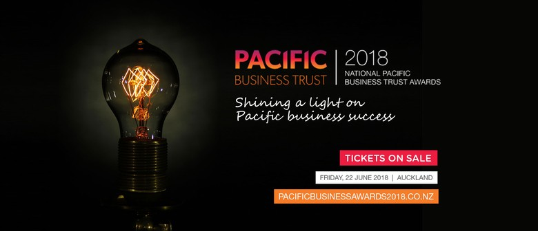 2018 National Pacific Business Trust Awards