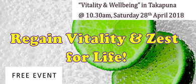 Optimal Health: Regain Vitality, Energy & Wellbeing