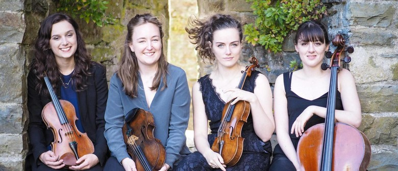 Behn String Quartet at Christophers Classics