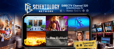 Scientology.tv Night With Popcorn