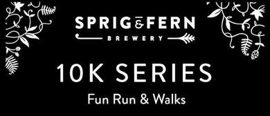 Sprig & Fern 10km Run/Walk Series