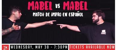 Mabel (Match de Impro En Español)