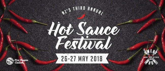 NZ Hot Sauce Festival 2018