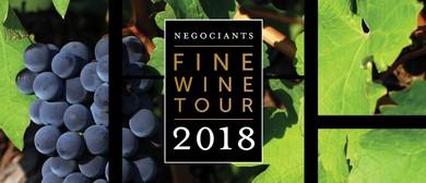 Negociants Fine Wine Tour 2018