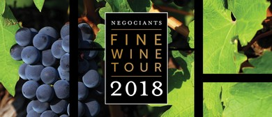 Negociants Fine Wine Tour 2018