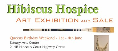 The 2018 Hibiscus Hospice Art Exhibition