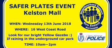 Kelston Safer Plates