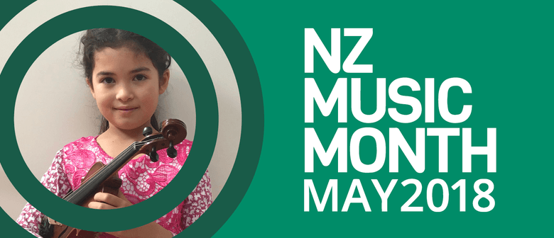 NZ Music Month Violin Performance