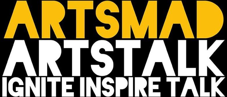 Artsmad - Short Arts Talks to Ignite & Inspire