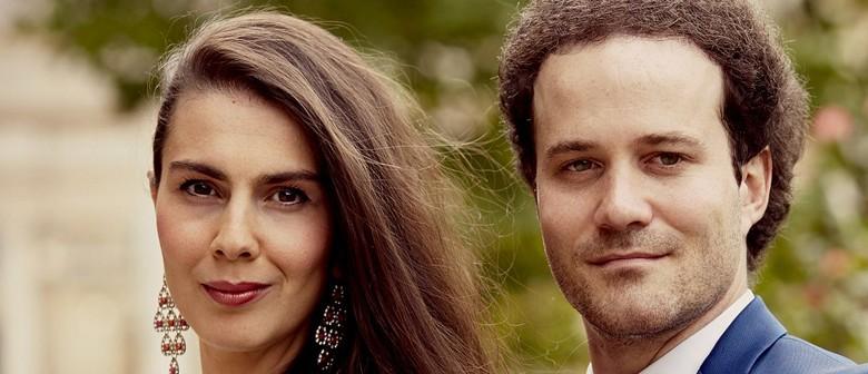 Laetitia Grimaldi (Soprano) and Ammiel Bushakevitz (Piano)