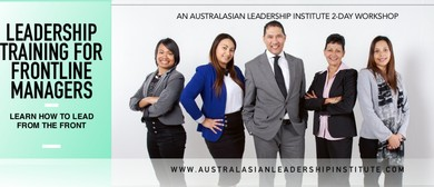 Leadership Training For Frontline Managers: 1 Day Workshop