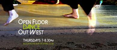 Open Floor Dance Out West