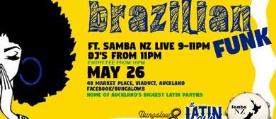 Brazilian Funk Ft. Samba NZ