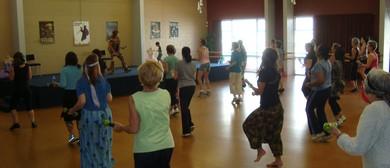 Round 2 - Latin Zumba 6-Week Challenge Dance Class