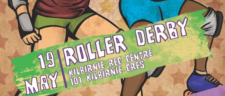 Roller Derby: Convicts v Fatales & Rimutaka v Wairarapa