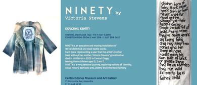 Ninety by Victoria Stevens